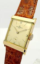Baume & Mercier Gonnelli 18ct Oro Orologio da polso Uomo-dalle 30/40er anni