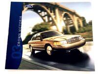 2003 Ford Crown Victoria 16-page Original Car Sales Brochure Catalog - LTD