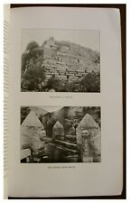 1905 Enock - INCA RUINS - Huanuco Viejo - MARANON - With Illustrations - 8