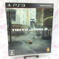 USED PS3 PlayStation 3 Tokyo Jungle 30693 JAPAN IMPORT