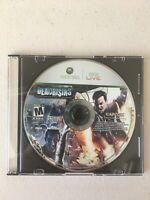 Dead Rising (Microsoft Xbox 360, 2006) DISC ONLY Resurfaced Tested