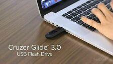 SanDisk Cruzer Glide 16GB 32GB 64GB Flash Drive USB 3.0 Thumb Memory Pen