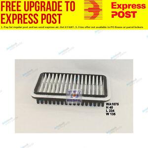 Wesfil Air Filter WA1075 fits Suzuki Wagon R+ 1.0 (MA61)