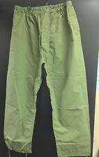Canadian Army RAIN PANTS -  7342 (XL Long) OD Green