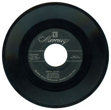 US Pressing THE CREW-CUTS Earth Angel 45 rpm Record