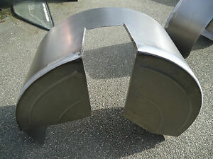 """Escort MK1 / 2  15"""" Rear Tubs With OR Without Cut Out For Turrets Rally Race"""