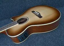 IBANEZ AEG10II-NNB Acoustic-Electric Guitar & Tuner Fishman pickup BROWNBURST