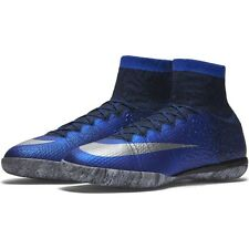 Nike MercurialX Proximo IC -RONALDO- 807566-404-Hyper Cobalt- Sz 10.5-MSRP $175