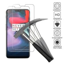 OnePlus 6 Case-Friendly Military Grade Tempered Glass Screen Protector - 2 Pack