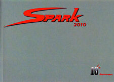 Spark Model 2010 New Models Range '10th Anniversary' Catalogue A4 - 40 Pages
