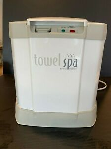 Brookstone Towel Spa Warmer Heater Blanket TSK-5201MA