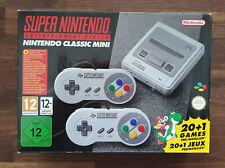 Super Nintendo Classic Mini (SNES) - Neu/nie benutzt, OVP