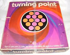 1969 Turning Point Strategy Board Game by Mattel