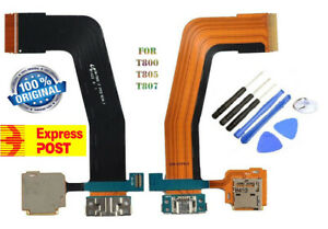 SAMSUNG GALAXY TAB S 10.5 SM T800 T805 USB CHARGING PORT MICRO SD READER FLEX