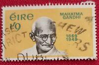 Ireland/Eire Postage Stamp - Mahatma Gandhi (1869-1948) 1'9