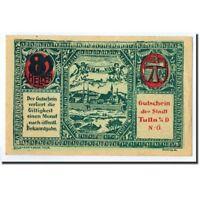 Monnayage de nécessité, Autriche, Tulln an/d Donau, 80 Heller #360191