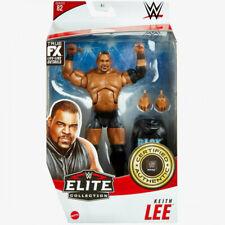 WWE Mattel Keith Lee Elite Series #82 Figure