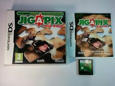 Jigapix: Wild World - Nintendo DS - 2DS 3DS DSi - Free, Fast P&P!