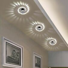 LED Ceiling Light Lamp 3W Modern Wall Sconce RGB Decoration Porch Light Fixture
