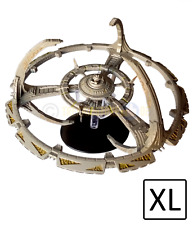 Eaglemoss Deep Space Nine XL, DS9 XL, Star Trek DS9 Raumstation XL