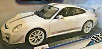 MAISTO 1:18 Diecast Special Edition Model Toy Car - Porsche 911 GT3 RS 4.0