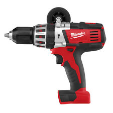 Milwaukee 2611-20 M18 1/2-inch Hammer Drill/Driver with Side Handle, Bare Tool