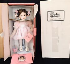 Paradise Galleries Treasury Collection Porcelain Doll: A Party for SARAH  NEW