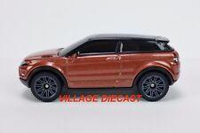 2016 Matchbox Land Rover Series '15 Range Rover Evoque NARA BRONZE / MINT