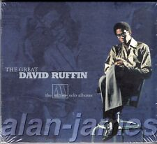 The Great David Ruffin: The Motown Solo Albums, Vol 1 OOP RARE Sealed CD Box Set