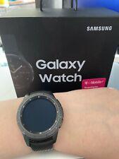 Samsung Galaxy 42mm Stainless Steel Smartwatch BLACK