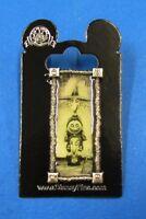 Disney Pin NBC Nightmare Haunted Mansion Stretching Portrait - Lock Shock Barrel