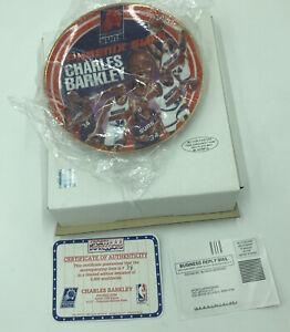 New Vintage 1995 Sports Impressions NBA Phoenix Suns Charles Barkley Plate #916