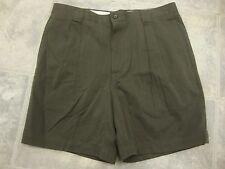 NWOT Mens AXIS green shorts, 34