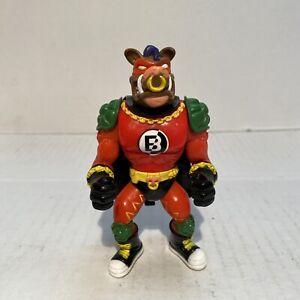 Vintage TMNT Action Figure Mighty Bebop 1993 Playmates