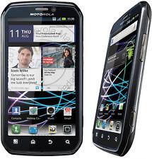 "Black Motorola Photon 4G MB855 ELECTRIFY 4.3"" 3G Wifi 8MP Android CDMA Sprint"