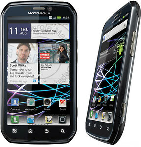 "Android Motorola Photon 4G MB855 ELECTRIFY Sprint 4.3"" 3G Wifi 8MP CDMA"