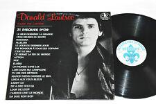 DONALD LAUTREC 21 Disques d'or Toute ma Carriere LP 1974 Archives Quebecois VG+