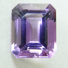 NATURAL BRAZILIAN 5.35ct!! AMETHYST EXPERTLY FACETED IN GERMANY+CERT AVAILABLE
