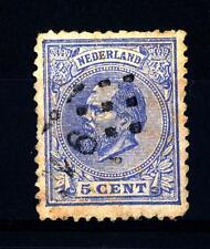 NETHERLANDS - OLANDA - 1872-1888 - Re Guglielmo III d'Inghilterra