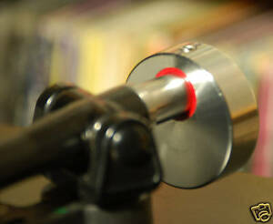 ISOkinetik ISOweight Standard RB upgrade tonearm counterweight for REGA tonearmm