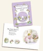 Beatrix Potter's Nursery Rhymes: Book And CD Set (Beatrix Potter Activity Books)