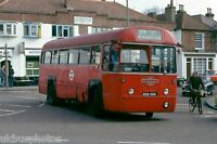 London Transport RF492 Hersham Green March 1979 Bus Photo B