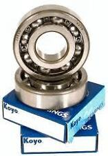 HUSQVARNA CR 250 CRANK MAIN BEARINGS X2 [KOYO]