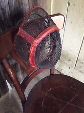 Antique fencing mask