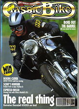 CLASSIC BIKE, Mar 1996 – Sport Scout, Dunstall Dominator, Tartarini, Fleetstar…