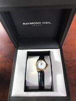 Raymond Weil Women's Watch 5376 Tradition Analog Display Swiss Quartz W Box