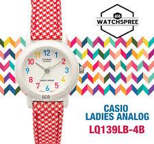 Casio Standard Analog Watch LQ139LB-4B