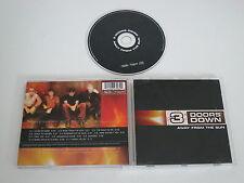 3 DOORS DOWN/AWAY FROM SUN(REPÚBLICA-UNIVERSAL RECORDS 064 396-2) CD ÁLBUM
