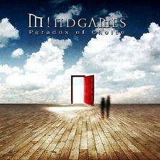 CD Mindgames - Paradox of Choice (Pendragon)