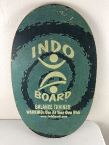 INDO Balance Board Trainer Wood Board Only